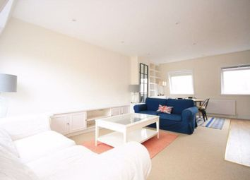 Thumbnail 2 bed flat to rent in Kinnoul Road, Hammersmith