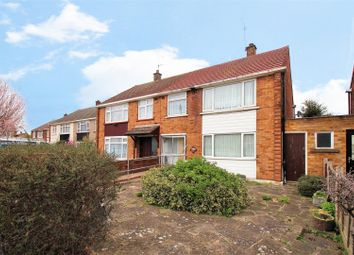 Thumbnail 3 bed semi-detached house for sale in Sheppey Close, Erith