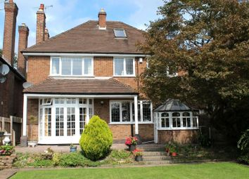 4 bed detached house for sale in Shirley Road, Stoneygate, Leicester LE2
