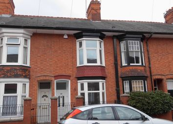 Thumbnail 2 bed terraced house for sale in Ellis Avenue, Leicester