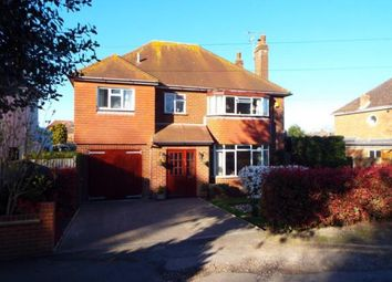 Thumbnail 4 bed detached house for sale in London Road, Faversham, Kent
