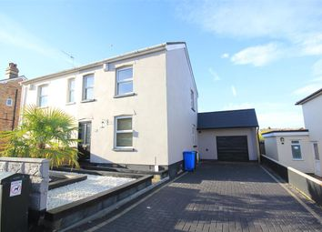 Thumbnail 3 bed semi-detached house to rent in Granville Road, Parkstone, Poole