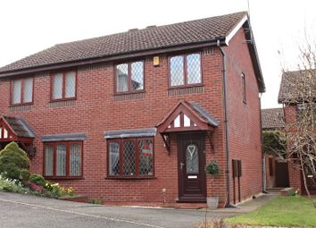 Thumbnail 2 bed semi-detached house for sale in Whinchat Grove, Kidderminster