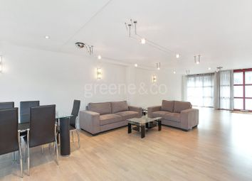 Thumbnail 3 bed flat to rent in Eagle Works West, Quaker Street, London