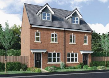 """Thumbnail 3 bed semi-detached house for sale in """"Tolkien"""" at Milby, Boroughbridge, York"""