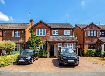 Thumbnail 4 bed detached house for sale in Earlsfield, Holyport, Maidenhead, Berkshire