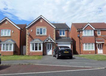 Thumbnail 4 bed detached house to rent in Hartington Way, Darlington