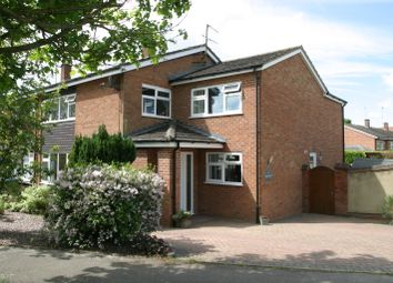 Thumbnail 4 bed detached house for sale in Skokes Croft, Haddenham, Buckinghamshire