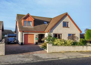 Thumbnail 4 bed detached house for sale in Fairfields, Birnie Crescent, Elgin, Moray