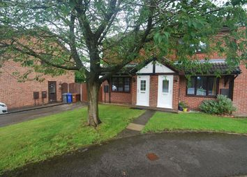 Thumbnail 2 bed property to rent in Kestrel Close, Uttoxeter