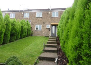 Thumbnail 3 bed terraced house for sale in Bakewell Drive, Top Valley, Nottingham