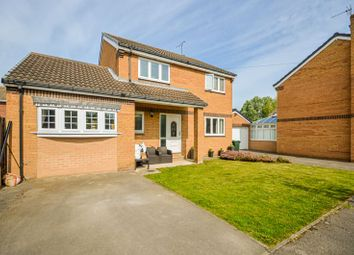 Thumbnail 3 bed detached house for sale in 1 Colonel Ward Drive, Mexborough