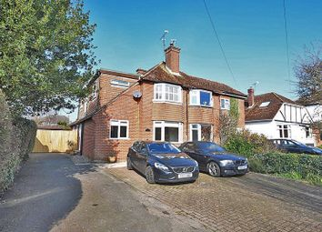 Weavering Street, Maidstone ME14. 4 bed semi-detached house for sale