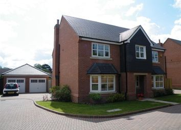 Thumbnail 6 bed detached house to rent in Matthews Way, Audlem, Crewe