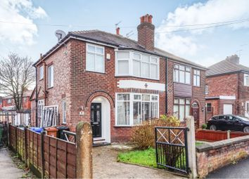 Thumbnail 3 bedroom semi-detached house for sale in Edale Avenue, Reddish, Stockport