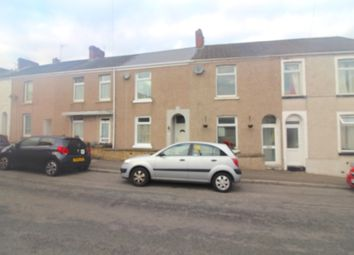 Thumbnail 3 bed terraced house to rent in Waterloo Place, Brynmill, Swansea