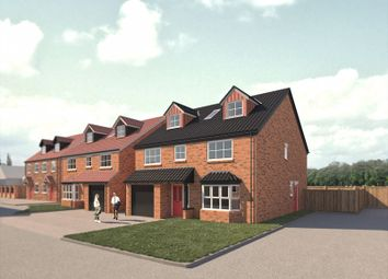 Thumbnail 5 bed detached house for sale in North Street, Crowle, Scunthorpe
