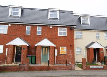 Thumbnail 3 bed terraced house for sale in Lydd Road, New Romney