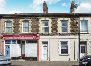 Thumbnail 1 bed flat for sale in Carlisle Street, Splott, Cardiff