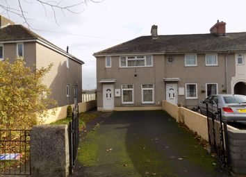 Thumbnail 3 bed semi-detached house to rent in Coronation Avenue, Haverfordwest
