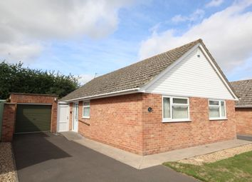 Thumbnail 3 bedroom detached bungalow for sale in Cothelstone Close, Bridgwater