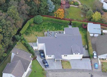Thumbnail 4 bed detached house for sale in Glen Quoich, East Kilbride, Glasgow
