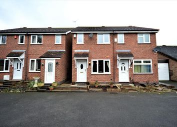Thumbnail 2 bed town house to rent in Best Close, Wigston