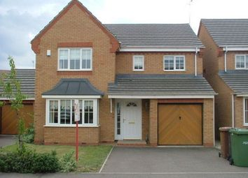 Thumbnail 4 bed property to rent in Leaf Avenue, Hampton Hargate, Peterborough