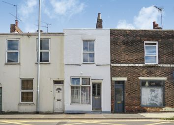Thumbnail 2 bed terraced house for sale in Railway Road, King's Lynn