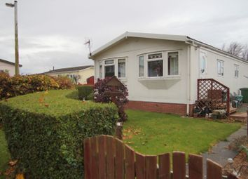 Thumbnail 2 bed mobile/park home for sale in Brechin Road, Montrose