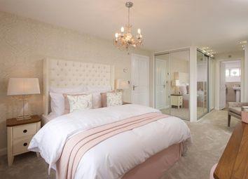 "Thumbnail 5 bed detached house for sale in ""Stratford"" at Carters Lane, Kiln Farm, Milton Keynes"