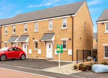 Thumbnail 2 bed end terrace house for sale in Clos Y Coed Castan, Coity, Bridgend