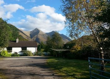 Thumbnail 5 bed bungalow for sale in Shiel Bridge, Glen Shiel