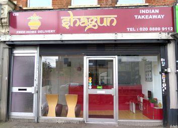 Thumbnail Retail premises for sale in Bowes Road, London