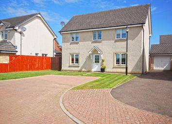 Thumbnail 4 bed detached house for sale in Jean Armour Drive, Kilmarnock