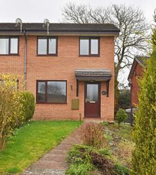 Thumbnail 2 bed end terrace house to rent in Brynteg, Llandrindod Wells