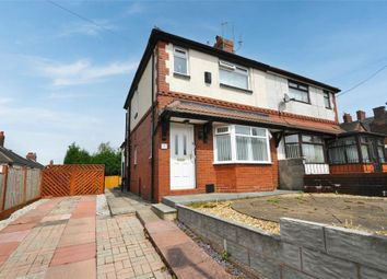 Thumbnail 2 bed semi-detached house for sale in Stoneleigh Road, Stoke-On-Trent, Staffordshire