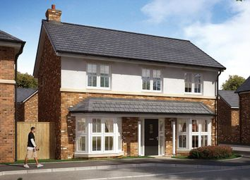 "Thumbnail 4 bed detached house for sale in ""The Pendlebury"" at Elms Way, Yarm"