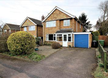 Thumbnail 3 bed detached house for sale in Fairfield Close, Langham, Oakham