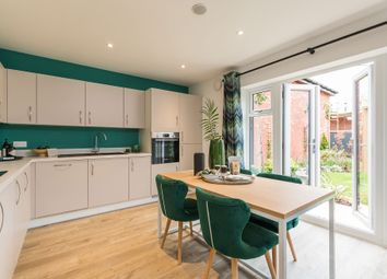 "Thumbnail 3 bed detached house for sale in ""The Yarkhill"" at Witney Road, Kingston Bagpuize, Abingdon"