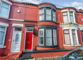 Thumbnail 3 bed end terrace house for sale in Westdale Road, Wavertree, Liverpool