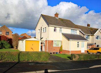 Thumbnail 3 bed detached house for sale in Heol Drindod, Johnstown, Carmarthen, Carmarthenshire