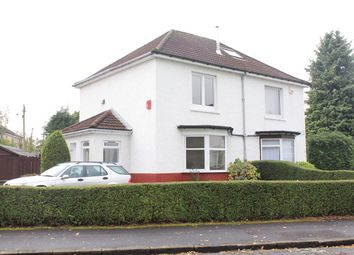 Thumbnail 2 bed semi-detached house for sale in Loanfoot Avenue, Knightswood