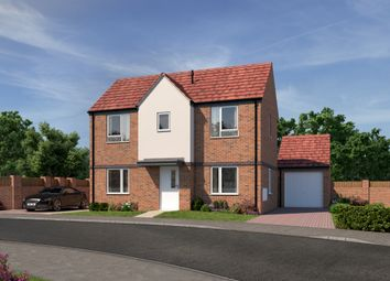 Thumbnail 3 bed detached house for sale in Ockerhill, Tipton
