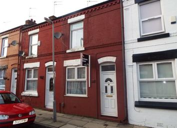 Thumbnail 2 bed terraced house for sale in Kilarney Road, Liverpool, Merseyside, England