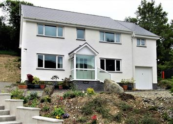 Thumbnail 5 bed detached house for sale in Goginan, Aberystwyth