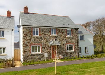 Thumbnail 3 bed detached house for sale in North Tawton