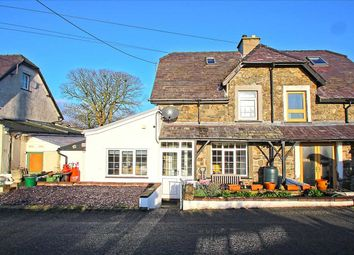 Thumbnail 2 bed cottage for sale in Llangaffo, Gaerwen