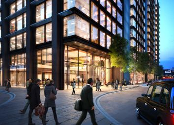 Thumbnail 2 bed flat for sale in Principal Tower, London