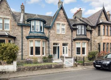 Thumbnail 4 bed terraced house for sale in Craigendoran Avenue, Helensburgh, Argyll And Bute, Scotland